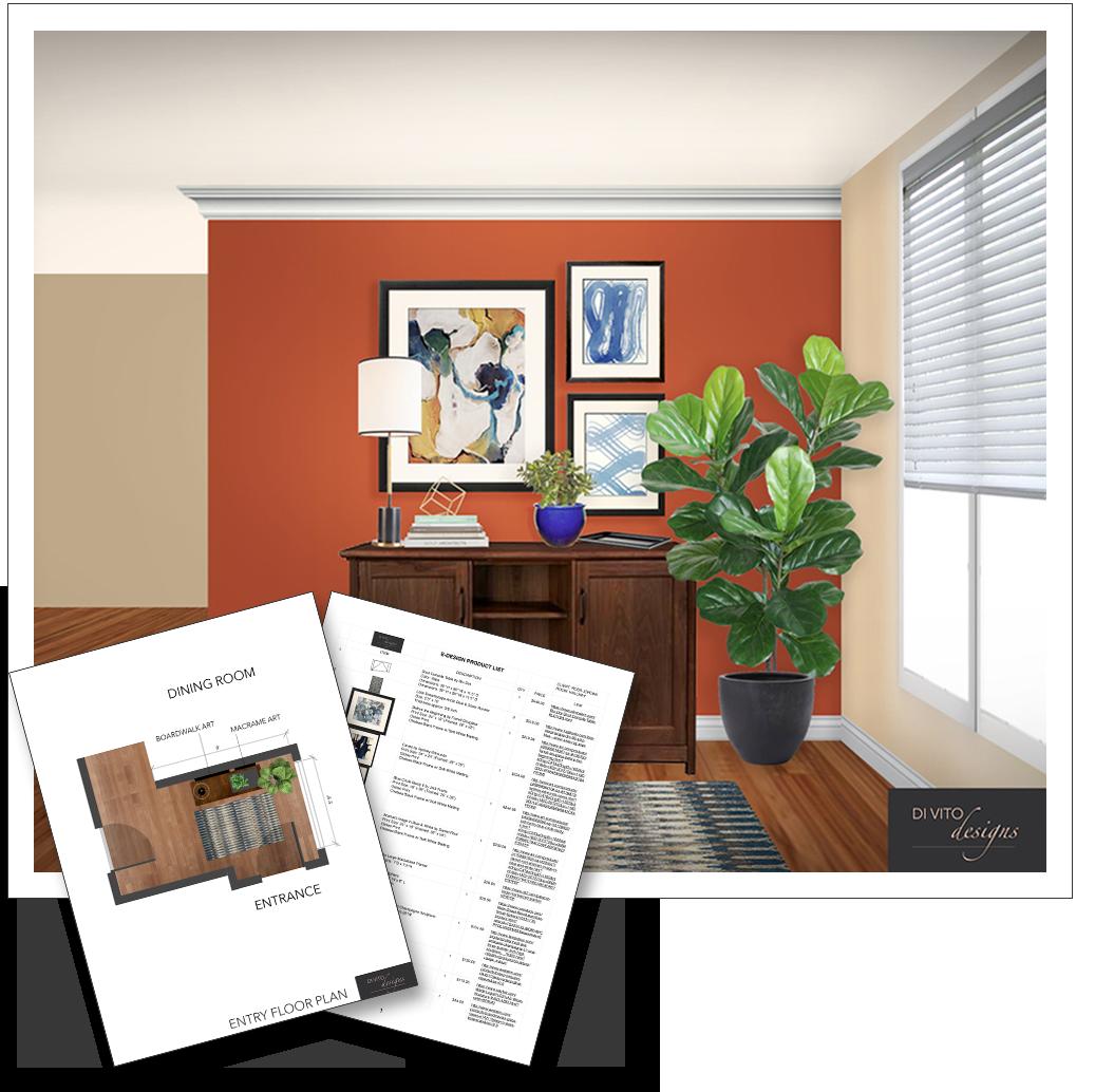 Online Interior Design Stuccco