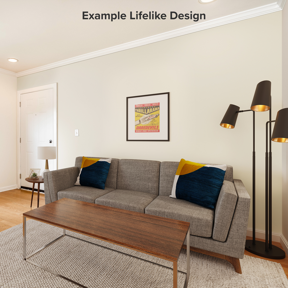 Example Lifelike Room Design